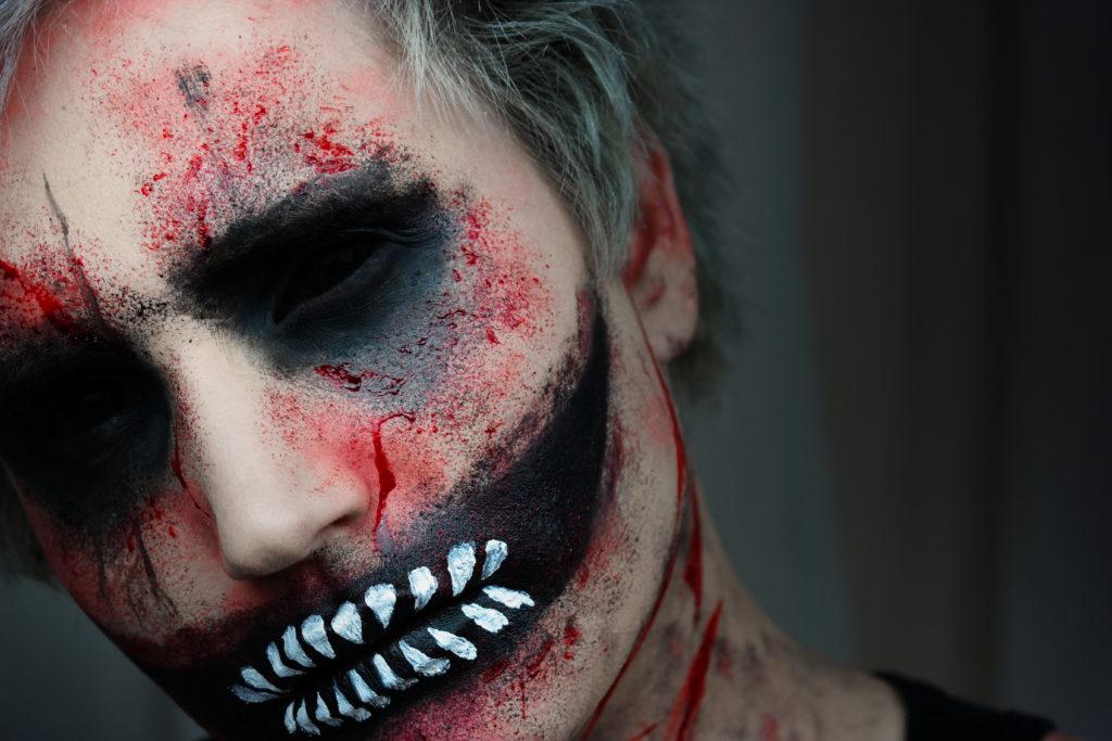 Demon Halloween Makeup Look | Beauty UK – MakeupByMattis  Demon Halloween Makeup